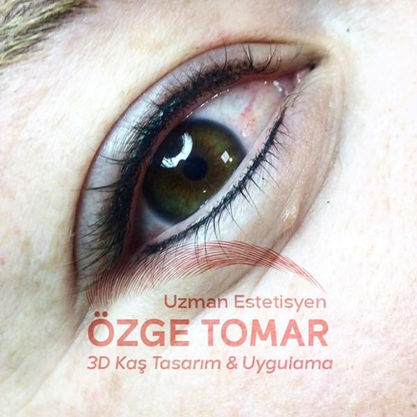 Kalıcı Göz Makyajı